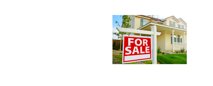 Helping You Sell a Home